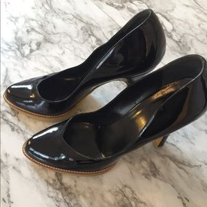 Gucci Patent Leather Heels